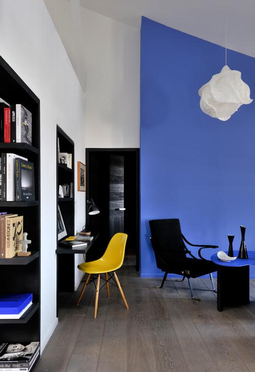 Réhabilitation d'un appartement et studio