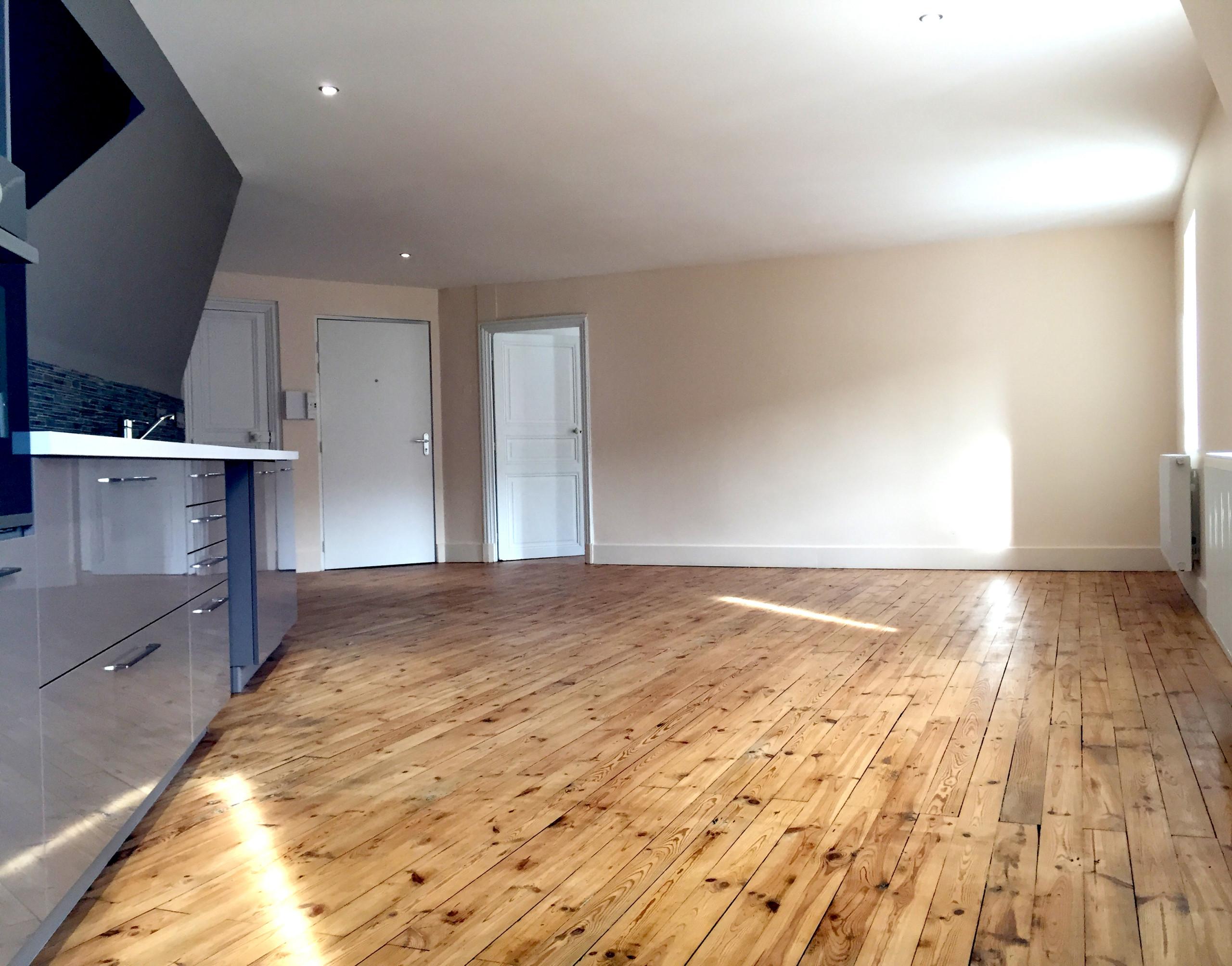 Rénovation 2 appartements - locatif