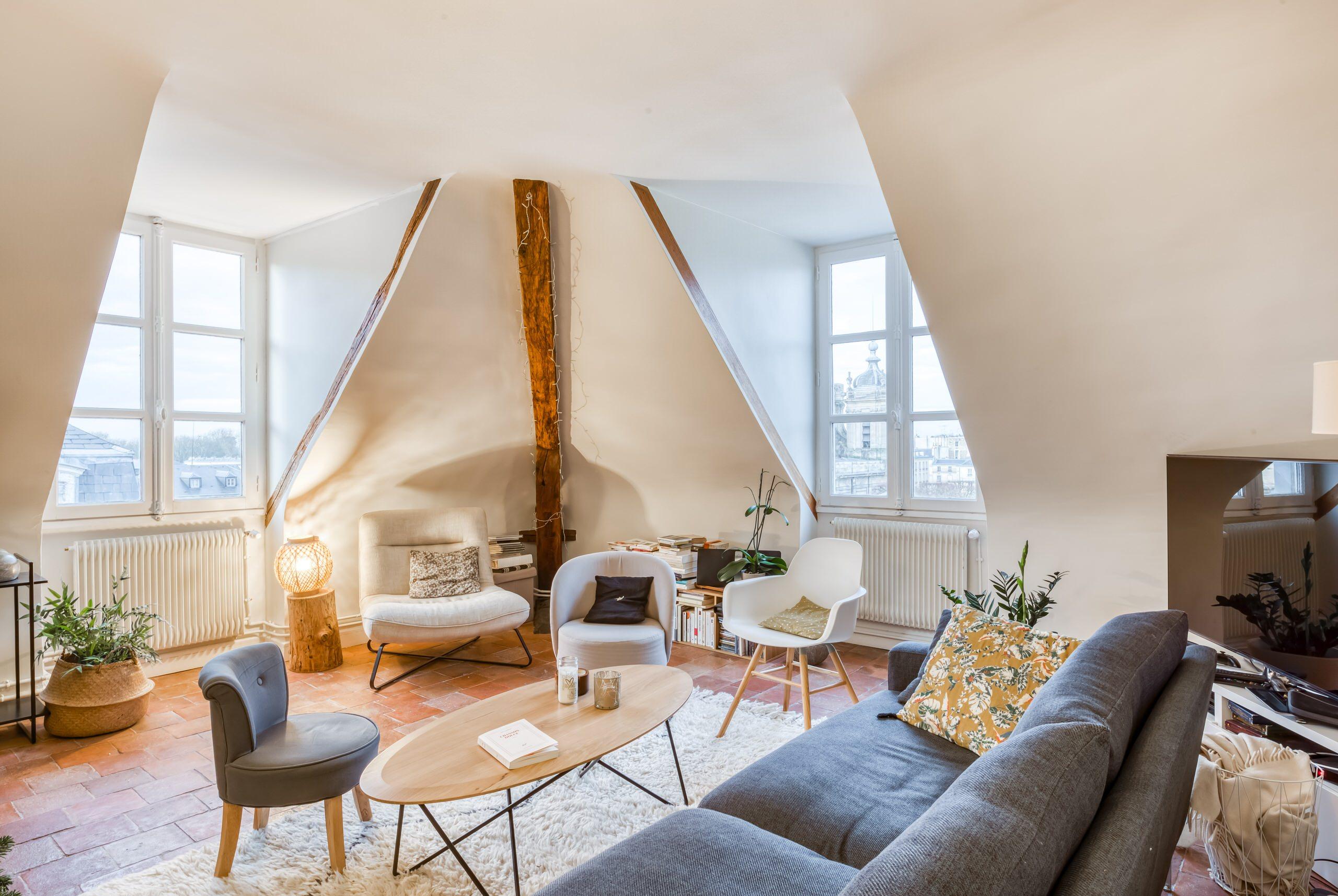 Rénovation d'un 110m² à Versailles