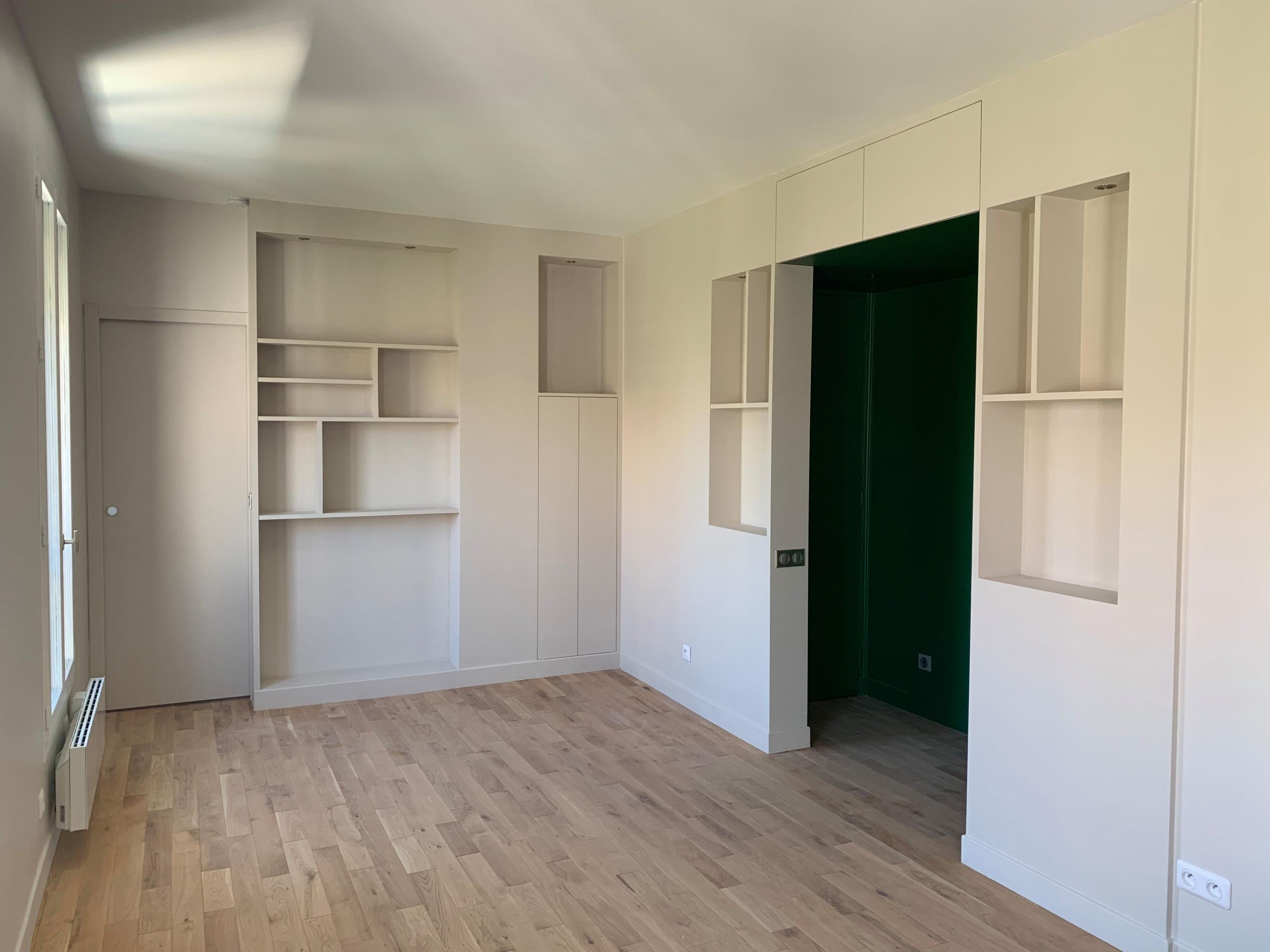Rénovation d'un appartement dans le 11ième