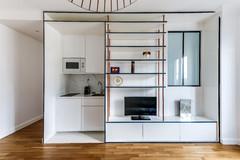 Photothèque : 35 kitchenettes pour les petits espaces
