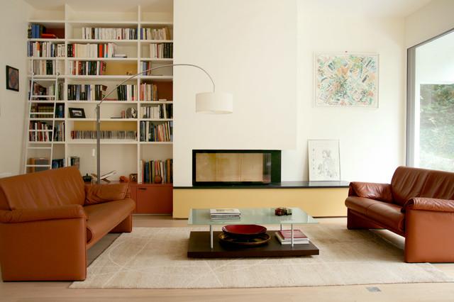 rueil malmaison contemporain salle de s jour paris par chiara colombini. Black Bedroom Furniture Sets. Home Design Ideas
