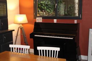 salon salle a manger classique chic salle de s jour nantes par cr ateur eb niste gr bois. Black Bedroom Furniture Sets. Home Design Ideas