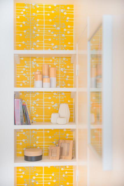 Studio 25m2 montmartre scandinavian family room for Idee deco 25m2
