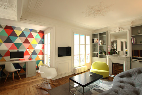 Transformation haussmannienne - 85 m2