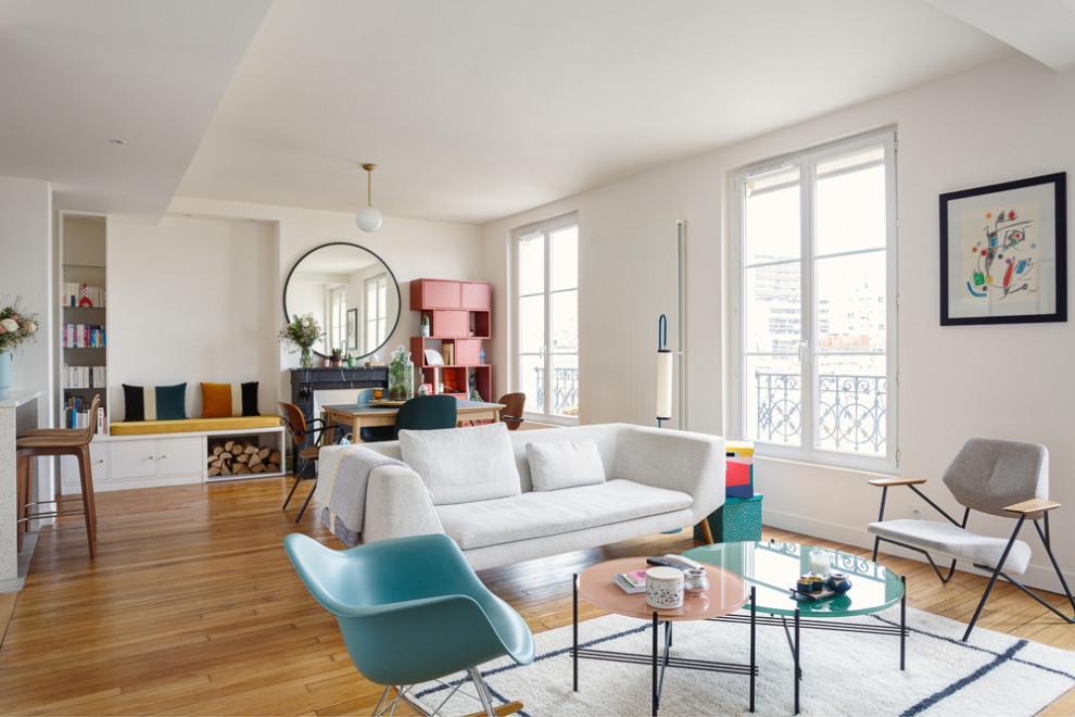 Un appartement qui met à l'honneur le bleu - Projet Courtois