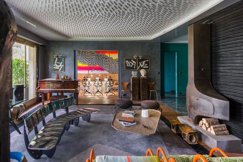 Osez la couleur ces 7 d corations int rieures riches en for Interieur maison coloniale