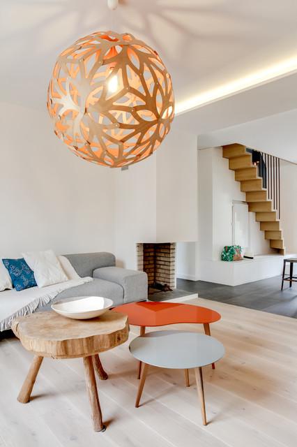 S vres maison particuli re 150m2 salle de s jour for Decoration maison 150m2