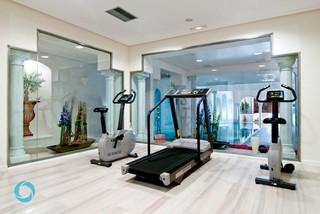 d coration d 39 int rieur contemporain salle de sport lyon par christophe boulair photographe. Black Bedroom Furniture Sets. Home Design Ideas