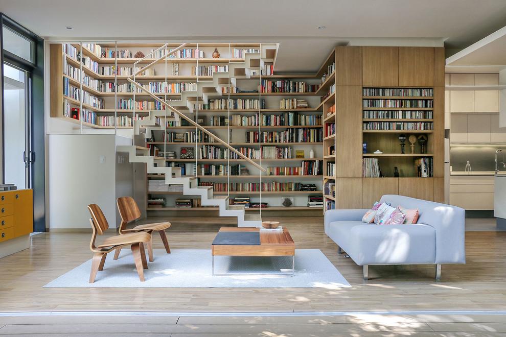 Hyggeligt hjemmebibliotek