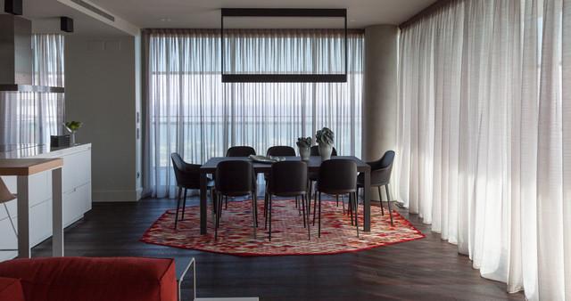 Cortinas con estilo para espacios contempor neos - Cortinas con estilo ...