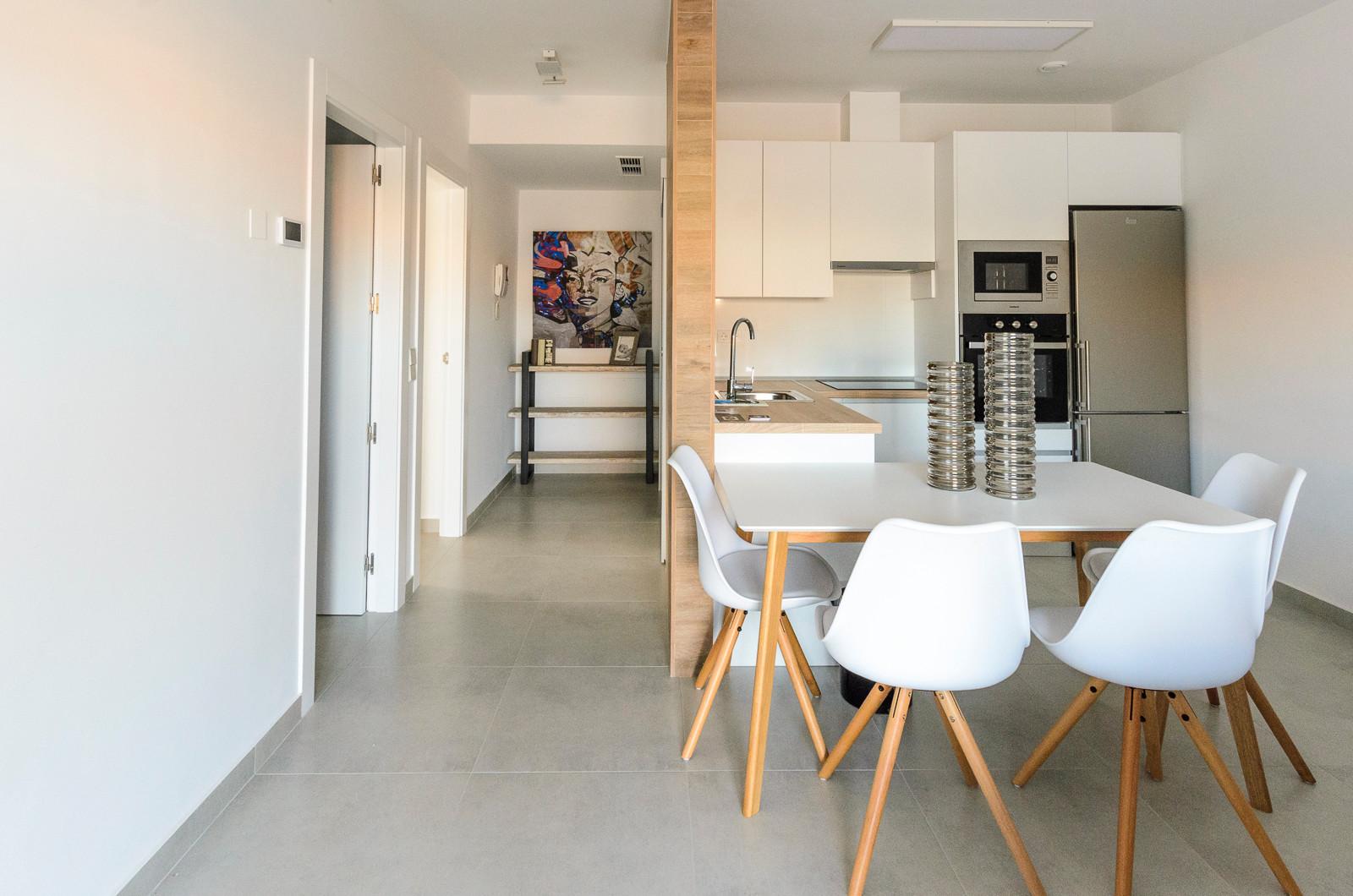Interior vivienda Carril de las Palmeras