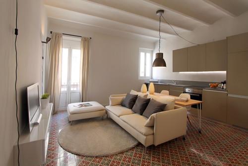 Ideas de decoraci n consejos pr cticos para reformar un - Ideas para pintar un piso ...