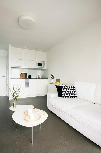Reforma de Apartamento en Calpe 北欧-居間