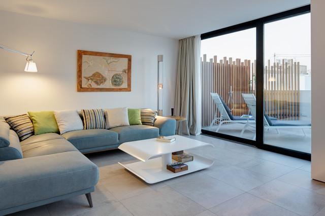 salon - Modern - Wohnbereich - Alicante-Costa Blanca - von ...