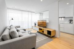 ¡Houzz te ayuda! La nueva decoración del piso de una familia
