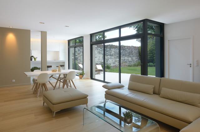 Agencement et décoration d\'une maison contemporaine ...