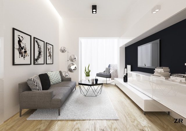 25 Best Small Modern Living Room Ideas & Remodeling Photos | Houzz
