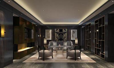 Aménagement Agencement Décoration Villa Luxe Style Chinois ...