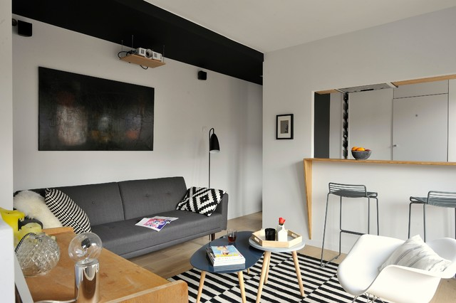 amenagement appartement carre