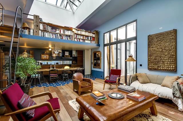 Aménagement Interieur dun Appartement de 110 m2 a Paris 75010 ...