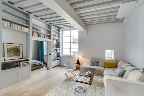Apartment in historical Paris
