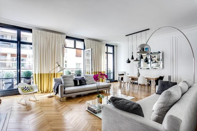 Appartement architecte Paris