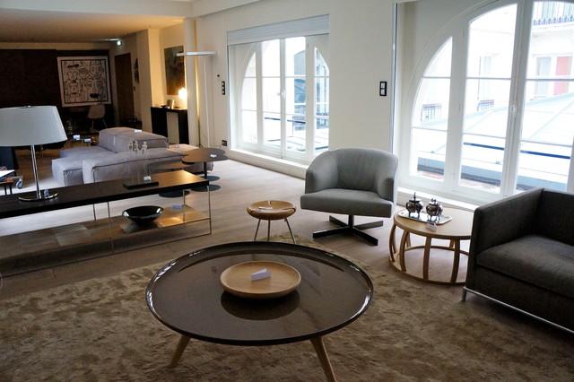Appartement cours de l intendance contemporary living for Appartement bordeaux cours de l intendance