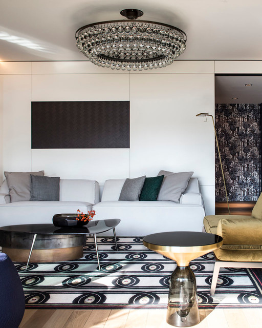 Appartement Particulier Lyon 6 // Claude Cartier - Contemporary ...