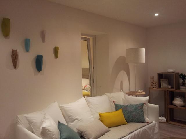 Appartement Priv Bord De Mer Mediterraneen Salon