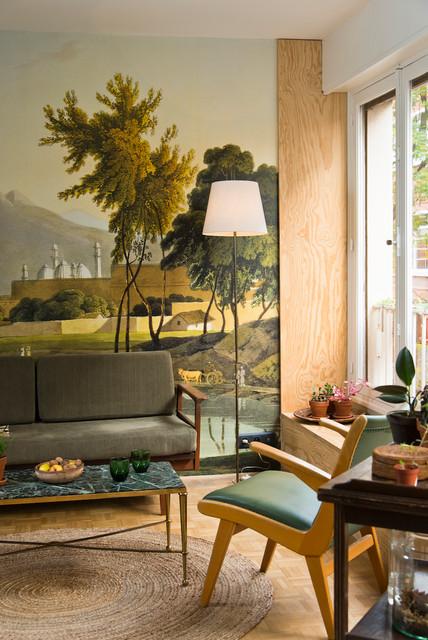 Houzz Tour: Heartfelt Decor Transforms a French Apartment