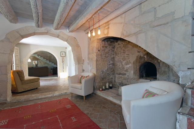 Architecture Et D Co Mediterranean Living Room Marseille By Emilie Ballif Photographe