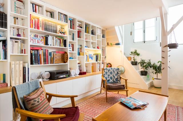 Atelier d 39 artiste scandinavo soggiorno parigi di for Soggiorno a parigi