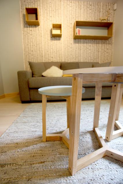 Bureau chambre d 39 ami scandinavian living room other - Chambre d amis et bureau ...