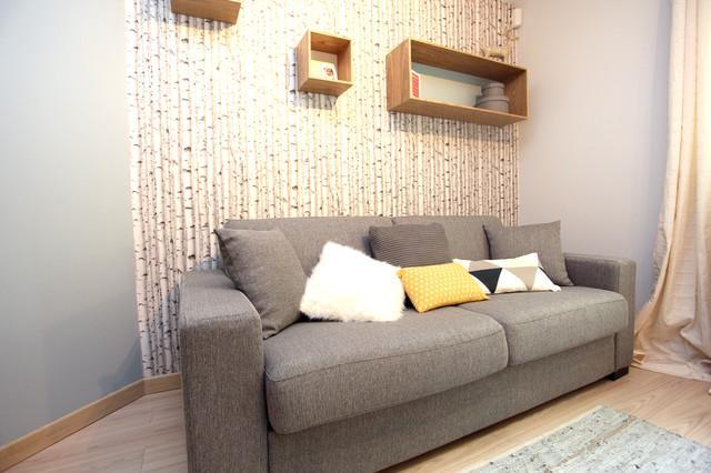Bureau Chambre d\'ami - Scandinavian - Living Room - Paris ...