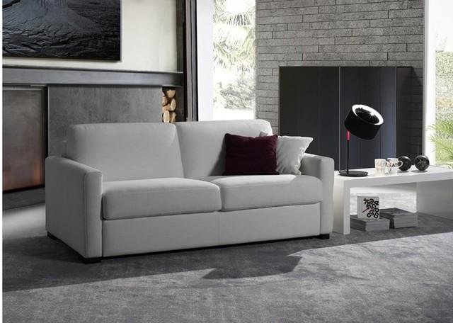 Canap convertible tribeca contemporary living room - La maison du convertible lyon ...