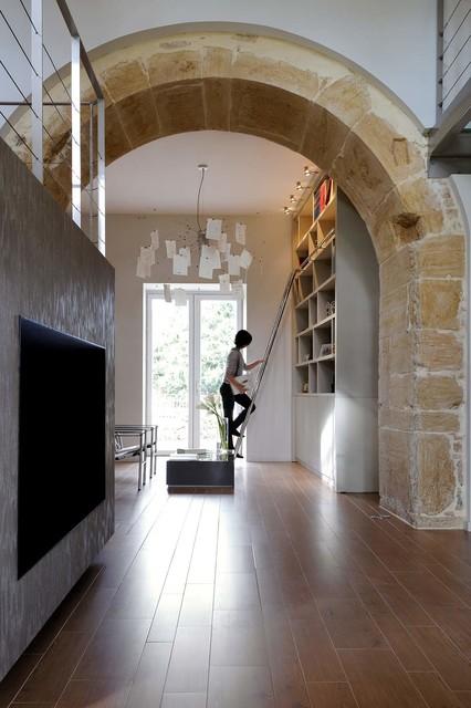 Chapelle - Industrial - Wohnbereich - Lyon - von Volumes ...