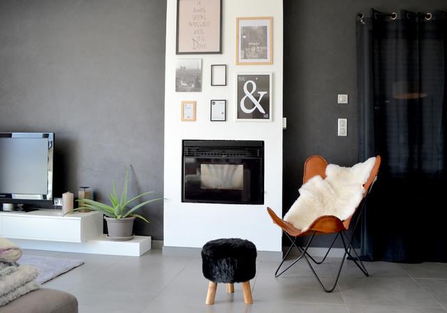 Aménagement et Décoration dintérieur contemporary-living-room