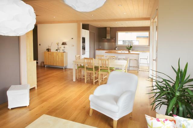 cosy doubs campagne salon dijon par myotte duquet habitat. Black Bedroom Furniture Sets. Home Design Ideas
