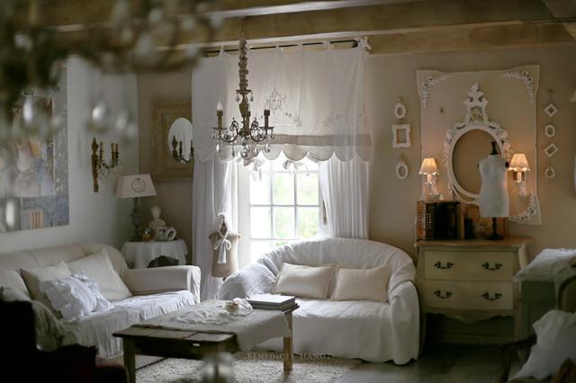 D coration romantique et shabby chic my little home in for Deco chic et romantique