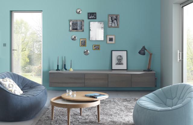Dialogue - Des meubles de salon de style scandinave ...