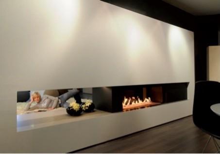 foyer traversant. Black Bedroom Furniture Sets. Home Design Ideas