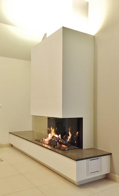 inserts et foyers gaz contemporain salon reims par