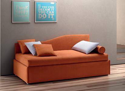 lit gigogne sagomato moderne salon paris par la maison du convertible. Black Bedroom Furniture Sets. Home Design Ideas