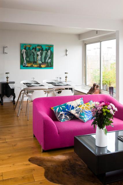 Loft paris 70m2 for Apartment design 70m2