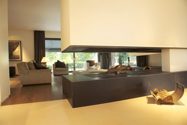 MAISON I - Traditional - Living Room - Lille - by Guillaume ...