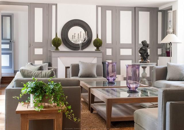 maison moderne classique chic salon paris par sebastien siraudeau photographe. Black Bedroom Furniture Sets. Home Design Ideas
