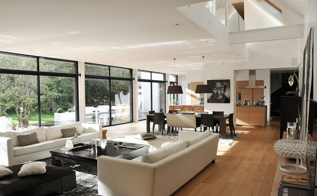 MAISON NANTES CENTRE - Contemporary - Living Room - Nantes - by ...