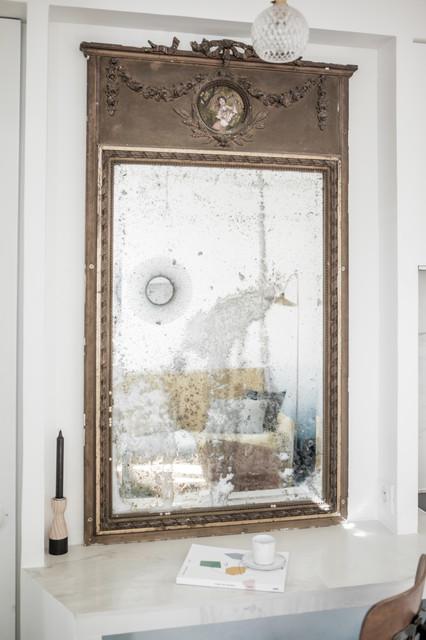 paris canal st martin 16 m2 scandinave salon paris par miriam gassmann. Black Bedroom Furniture Sets. Home Design Ideas