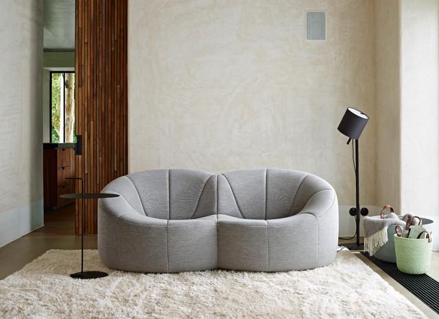 petit canap pumpkin pierre paulin contemporain salon other metro par ligne roset france. Black Bedroom Furniture Sets. Home Design Ideas